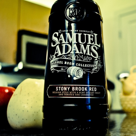 Обзор пива. Samuel Adams Stony Brook Red.