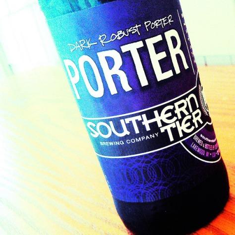 Обзор пива. Southern Tier Porter.