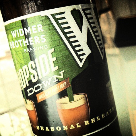 Обзор пива. Widmer Brothers Hopside Down.