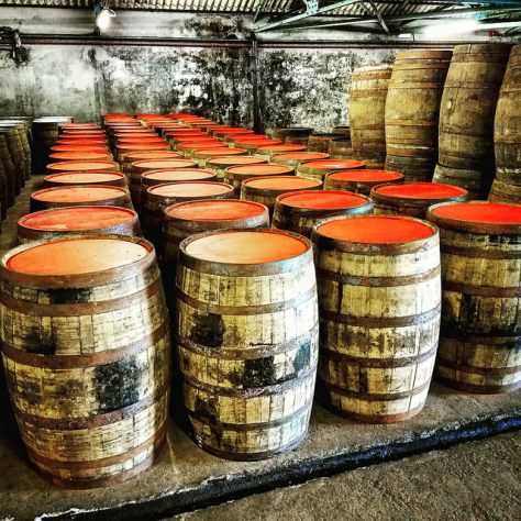 Однобочковый виски или виски из одной бочки. Single cask whisky.