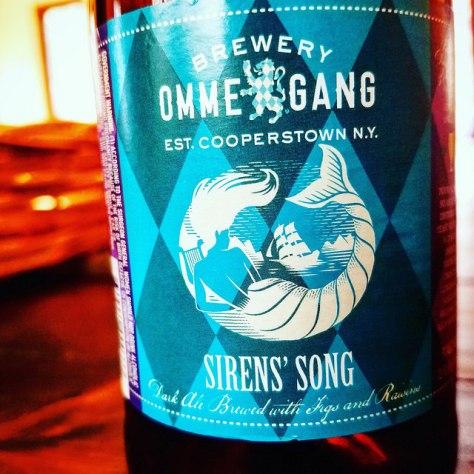 Обзор пива. Ommegang Siren's Song.