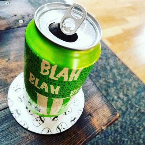 Обзор пива. 21st Amendment Blah Blah Blah IPA.
