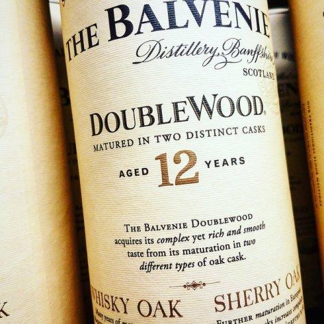 Обзор виски. Balvenie 12.