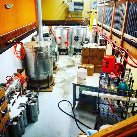 Крафтовая пивоварня. Odd Ball Brewery.
