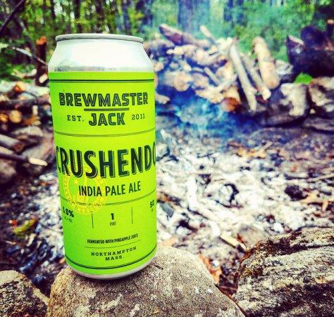 Обзор пива. Brewmaster Jack Crushendo.