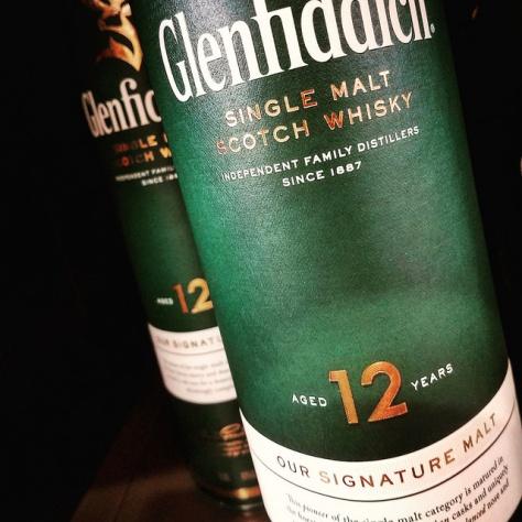 Обзор виски. Glenfiddich 12.