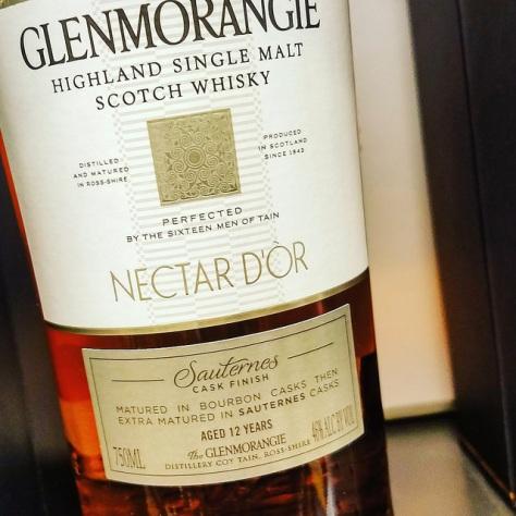 Обзор виски. Glenmorangie Nectar D'Or.