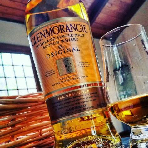 Обзор виски. Glenmorangie 10.