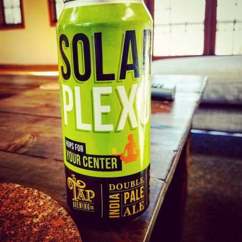 Обзор пива. The Tap Solar Plexus.