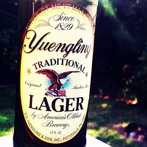 Обзор пива. Yuengling Traditional Lager.