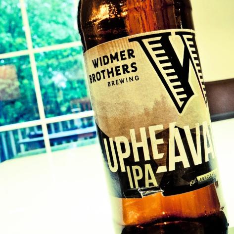 Обзор пива. Widmer Brothers Upheaval.