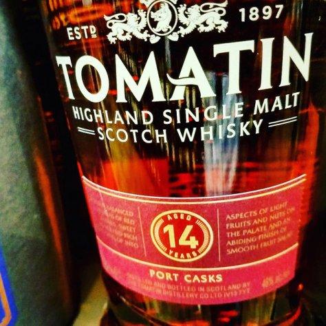 Обзор виски. Tomatin 14.