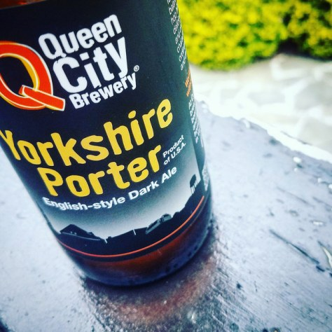 Обзор пива. Queen City Yorkshire Porter.