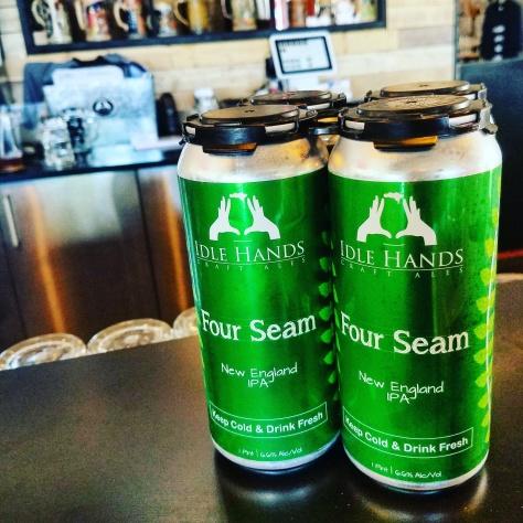 Крафтовая пивоварня. Idle Hands Brewery. Размышления о пиве. Эффект IPA.