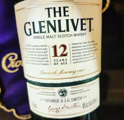 Обзор виски. The Glenlivet 12.