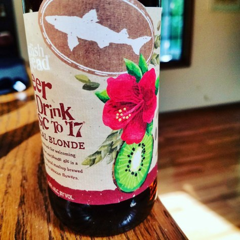 Обзор пива. Dogfish Head Beer to Drink Music To '17.