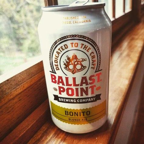 Обзор пива. Ballast Point Bonito.