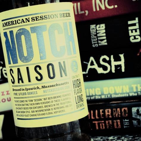 Обзор пива. Notch Saison.