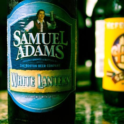 Обзор пива. Samuel Adams White Lantern.