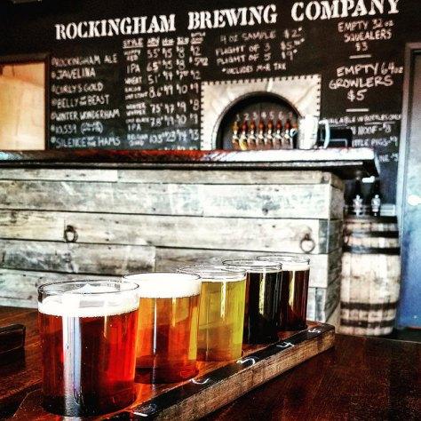 Об интересном сорте. Грюйт. Gruit. Травяное пиво. Herbed ale. На крафтовой пивоварне Rockingham.
