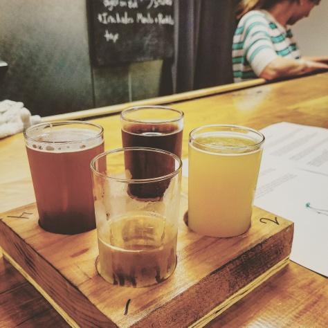 Крафтовая пивоварня. Aigean Ales Brewery.