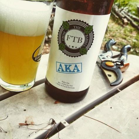 Обзор пива. From The Barrel AKA.