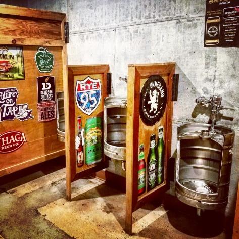 Крафтовая пивоварня. Brewport Brewery.