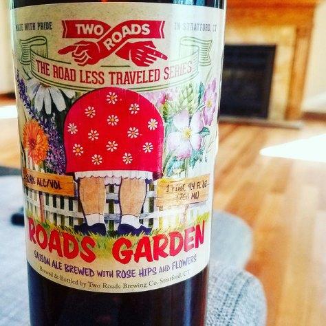 Обзор пива. Two Roads Roads Garden.
