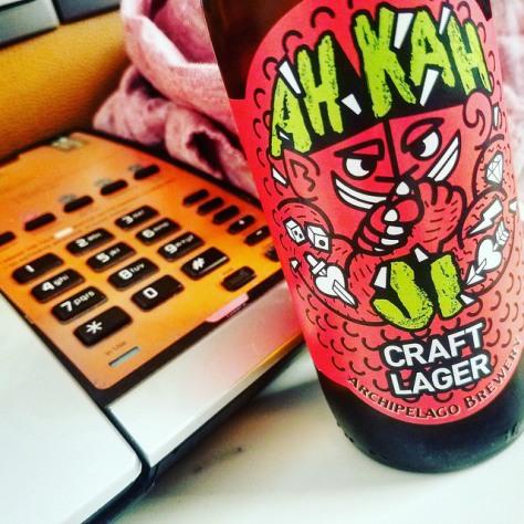 Обзор пива. Archipelago Ah Kah Ji.