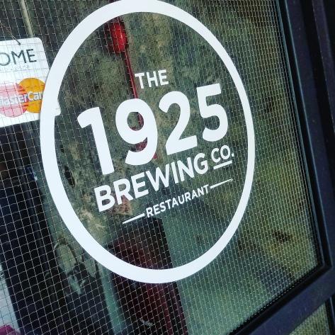 Крафтовая пивоварня. The 1925.