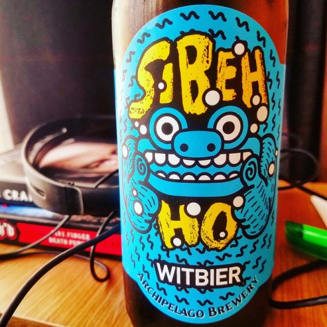 Обзор пива. Archipelago Sibeh Ho.