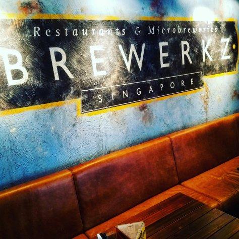 Крафтовая пивоварня. Brewerkz Brewery.
