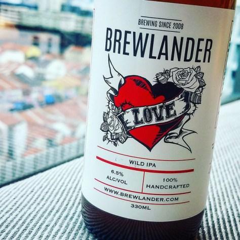 Обзор пива. Brewlander Love.