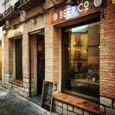 Крафтовая пивоварня. Lupulo Brewery.
