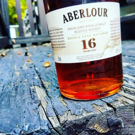 Обзор виски. Aberlour 16.