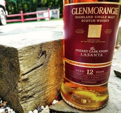 Обзор виски. Glenmorangie 12 Lasanta.