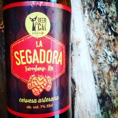 Обзор пива. BeerCat La Segadora.