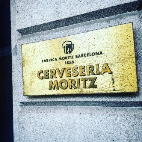 Крафтовая пивоварня. Moritz Brewery.