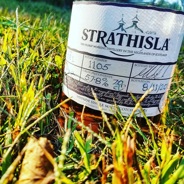 Как правильно произносить названия брендов шотландского виски? [Whisky brand names]. Strathisla 14 Cask Strength Edition.