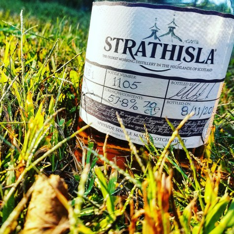 Strathisla 14 Cask Strength Edition. Обзор виски.