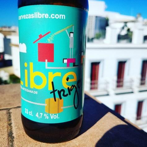 Обзор пива. Libre Trigo.