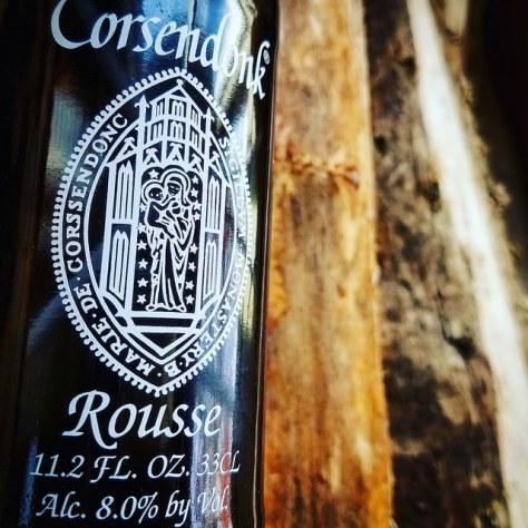 Обзор пива. Corsendonk Rousse.