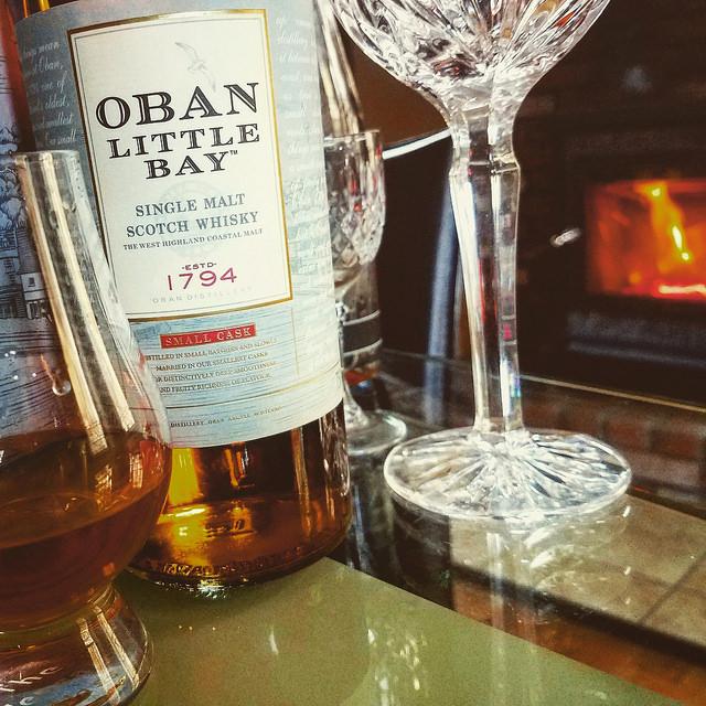 Обзор виски. Oban Little Bay.
