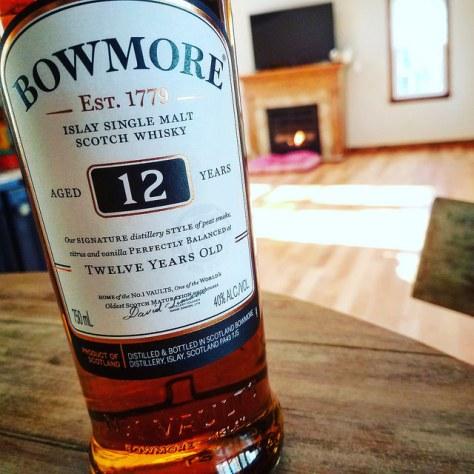 Обзор виски. Bowmore 12.