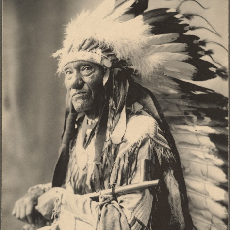 Chinook. Indian Tribe.