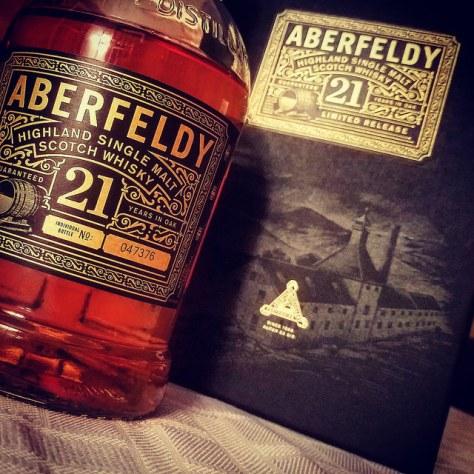 Aberfeldy 21.