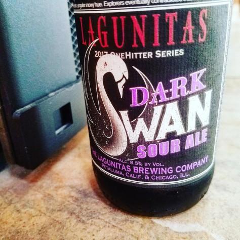 Обзор пива. Lagunitas Dark Swan.