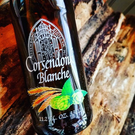 Обзор пива. Corsendonk Blanche.