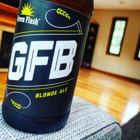 Обзор пива. Green Flash GFB.