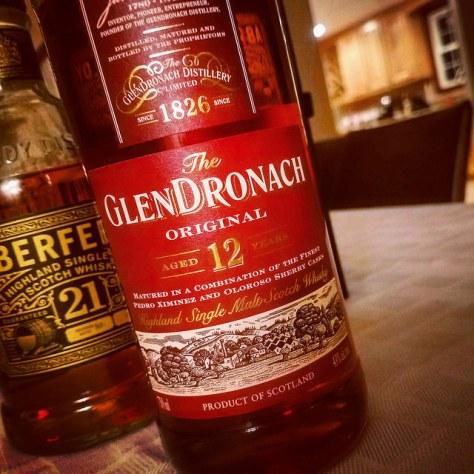 GlenDronach 12.